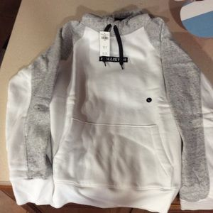 NWT HOLLISTER TWO TONE HOODIE